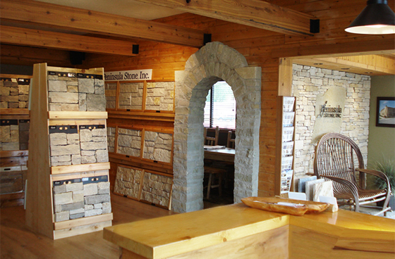 Peninsula Stone Showroom